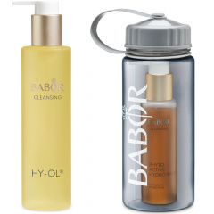 Cleansing Set Hydro Base mit Trinkflasche (alt)