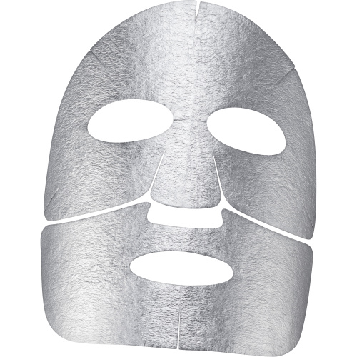 Customized Silver Foil Face Mask